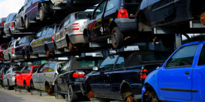 Car scrapping services in Southall